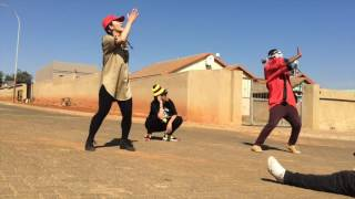 japan meets south africa pantsula dance 2016