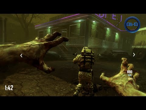 "NEW! ""TURNED"" Zombies Gameplay! - Black Ops 2 Revolution Map Pack DLC - Zombie Mode"