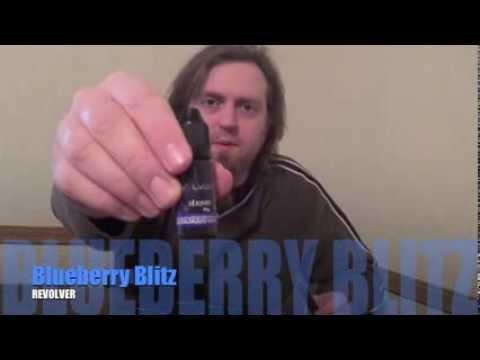 Revolver - Blueberry