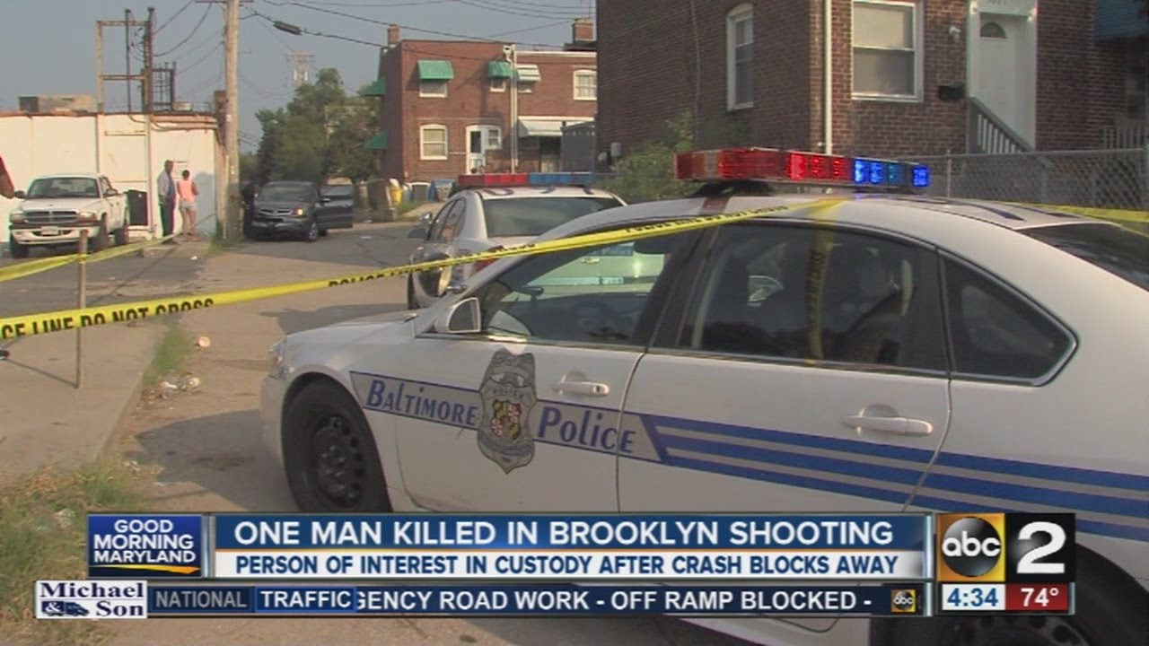 Suspect in custody after deadly shooting