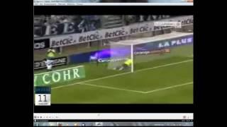 Чемпионат Франции 2010 11 Марсель 1 1 Кан Самасса