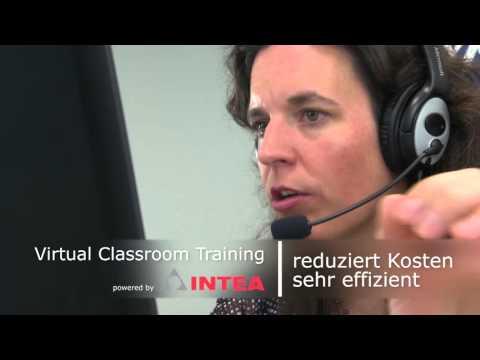 Virtual Classroom Training / Webinar Training / deutsch - INTEA GmbH