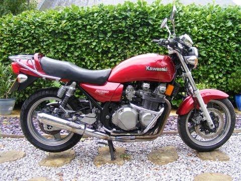 Kawasaki Zephyr  Review
