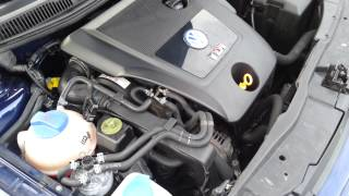 Golf TDI PD130 engine shaking