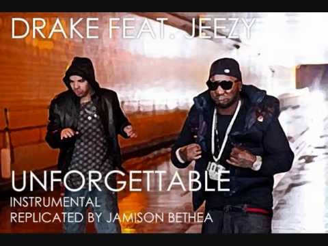Drake feat. Young Jeezy - Unforgettable (INSTRUMENTAL)
