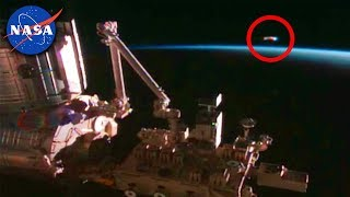 Top 15 Mysterious Things Caught on Camera By NASA