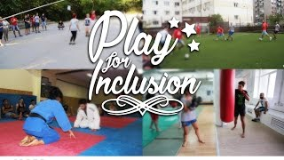 Play for Inclusion Movie part 2, Corato, Italy, 2017