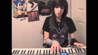 """Me Singing """"Firework"""" by Katy Perry - Christina Grimmie"""