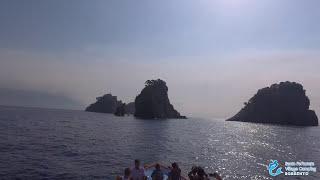 Escursioni a Positano e Amalfi dal Villaggio Campeggio Santa Fortunata di Sorrento, in Campania