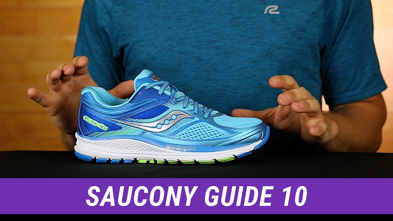 saucony women's guide 10 running shoe