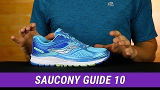 Saucony Guide 10 | Women's Fit Expert Review