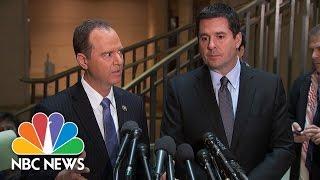 House Intel Leaders: No Evidence Of Trump Tower Wiretap | NBC News