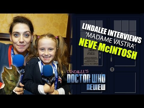 Neve McIntosh 'Madame Vastra' & Lindalee Rose talk Doctor Who