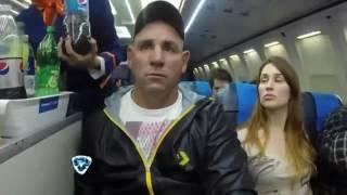 Worst Flight Ever [Your Never seen before]Prank!