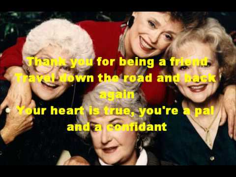 The Golden Girls Theme Song