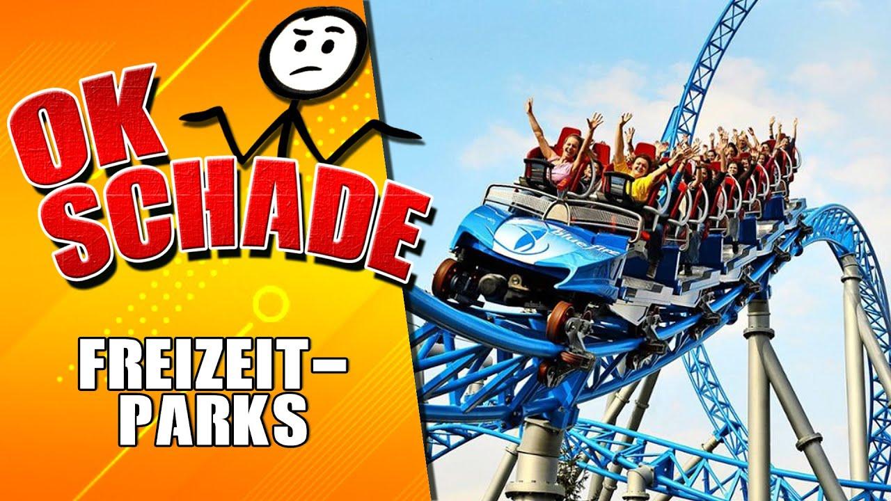 Freizeitparks #7 - Ok Schade - Wo waren wir schon? Die besten Attraktionen & Wasserparks