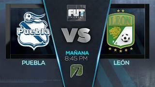 FUT AZTECA | Puebla vs León, Viernes 8:45 | Azteca Siete