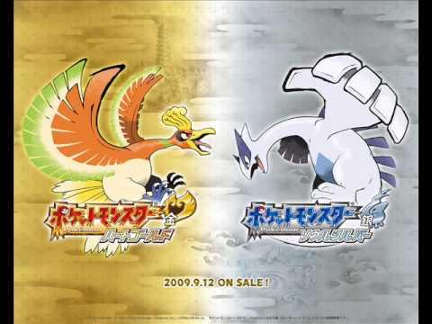 Pokemon HeartGold and SoulSilver - Route 42/43/44/45/46