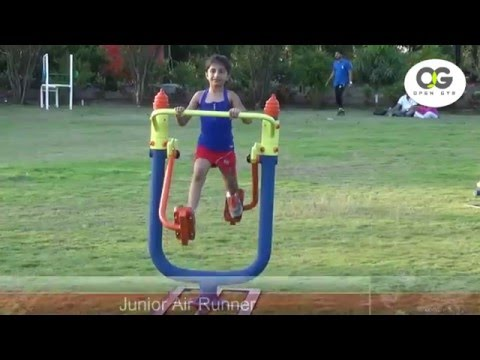 Outdoor Gym Equipment Nashik