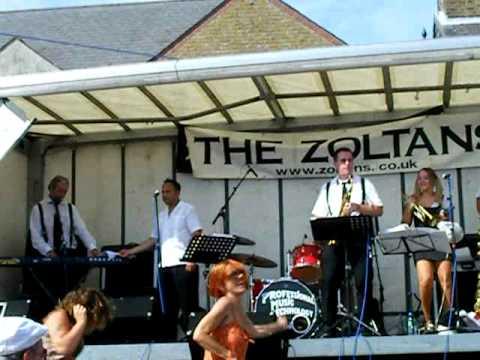 ZOLTANS Rick Dawson PENCIL FULL OF LEAD Leigh Music Festival