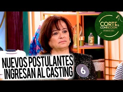 Corte Y Confección - Programa 15/01/20 - Nuevos Postulantes Ingresan Al Casting