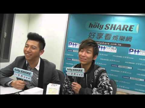 14·1·13羽泉台湾PTT Radio访谈