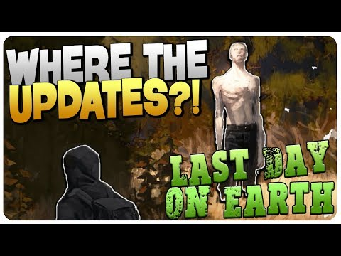 UPDATE on UPDATE on UPDATE on UPDATE ( ͡° ͜ʖ ͡°) - Last Day On Earth Survival Gameplay
