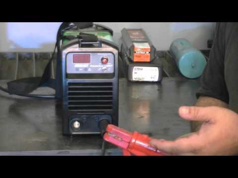 PowerArc 140ST -120/240 V 140 Amp - Stick/ Lift Arc TIG IGBT DC - Inverter Welder  Part 2