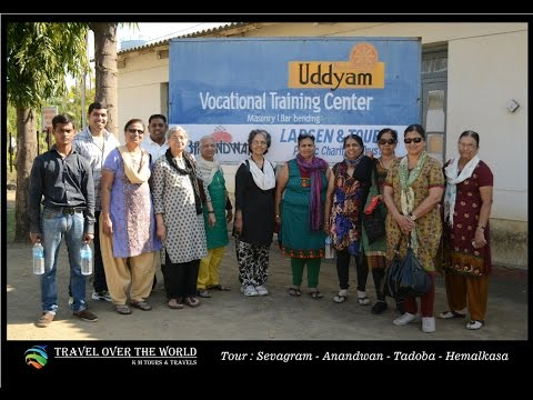 Sevagram via Tadoba to Hemalkasa Nagpur