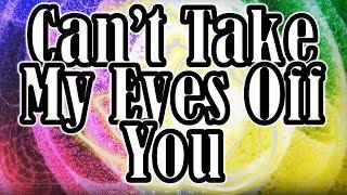 君の瞳に恋してる Can't Take My Eyes Off You/カバー/日本人/歌詞/フル/高音質/🎤【yojirosbar】