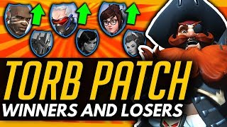Overwatch | Torbjorn Rework Patch WINNERS and LOSERS  - Meta Discussion