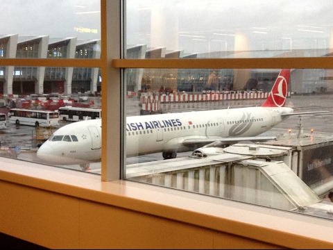 TURKISH AIRLINES | A321 | BRUSSELS - ISTANBUL | NEW ECONOMY CLASS