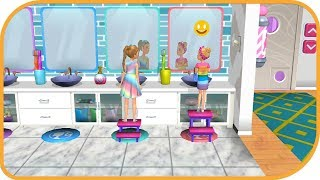 Barbie Dreamhouse Adventures #91 | Budge Studios | Simulation game | Pretend Play | HayDay