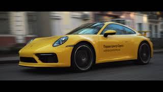 Porsche 911 тест-драйв обзор