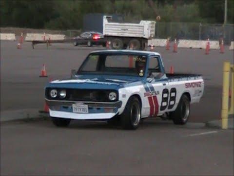 Datsun 620 Pickup Drag Racing Racelegal.com 7-21-2017 ...