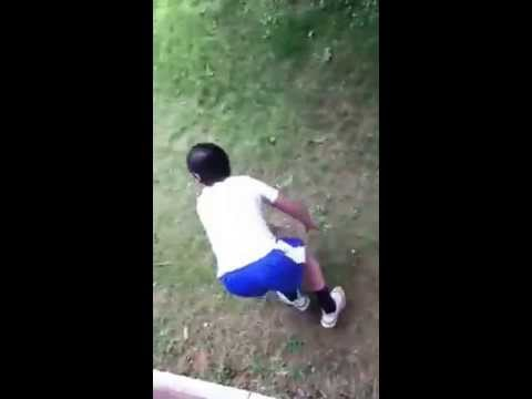 Kid Jumps Out of Window on Last Day of School