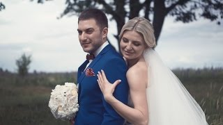 Свадебная история: Максим и Ольга 26 июня 2015