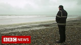 Scotland: Islands under threat from rising sea levels - BBC News