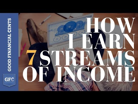 How I Built 7 Multiple Streams of Income [That Make Me Money EVERY Single Month]