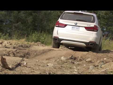2014 BMW X5 (F15) Driving (on location in Vancouver)