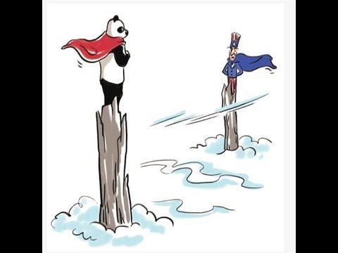 US empire increasingly desperate vs Baba Beijing. Intimidation will backfire. C. R. Radio Sinoland