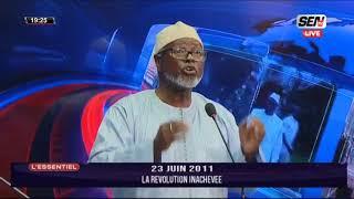 Révolution du 23 Juin: Le point de vue d'ALIOUNE TINE sur la situation actuel du pays