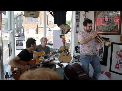 Trio Gitano Collective at Union Music Store
