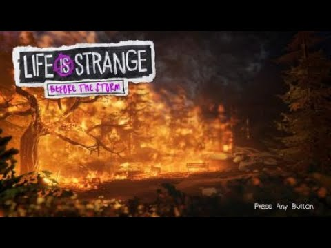 life is strange before the storm soundtrack menu
