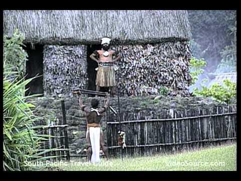 Fijian Fire Walking