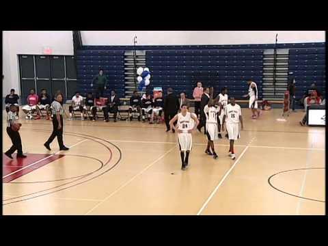 BTV SPORTS Mens Basketball 02012014 Atlantic Cape vs BCC