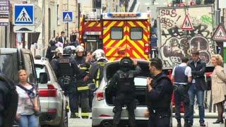 Prise d'otage en cours à Paris, la police sur place