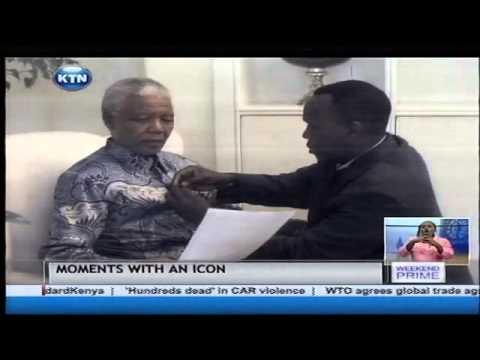 Jeff Koinange's encounters with Nelson Mandela