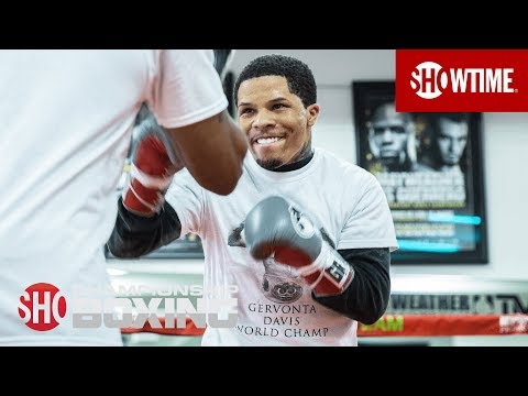 Gervonta Davis: Baltimore's Rising Star | SHOWTIME CHAMPIONSHIP BOXING