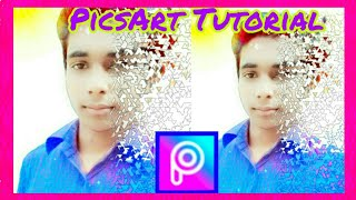 PicsArt Photo Editting Tutorial 4_DSLR Pictures Shohag Technical Pro YouTube Channel.